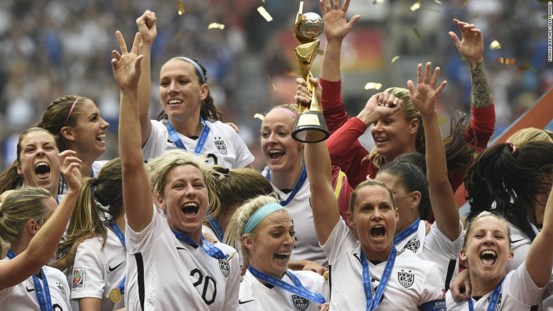 Women's World Cup: Hope Solo's 'freaking huge' performance