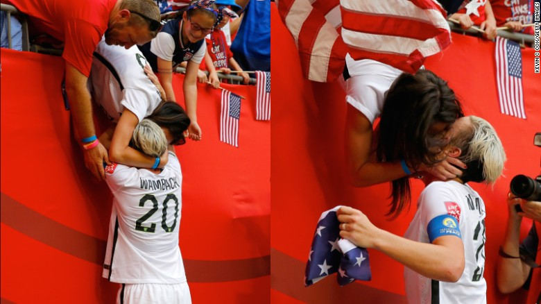 Top moments from the Women's World Cup final