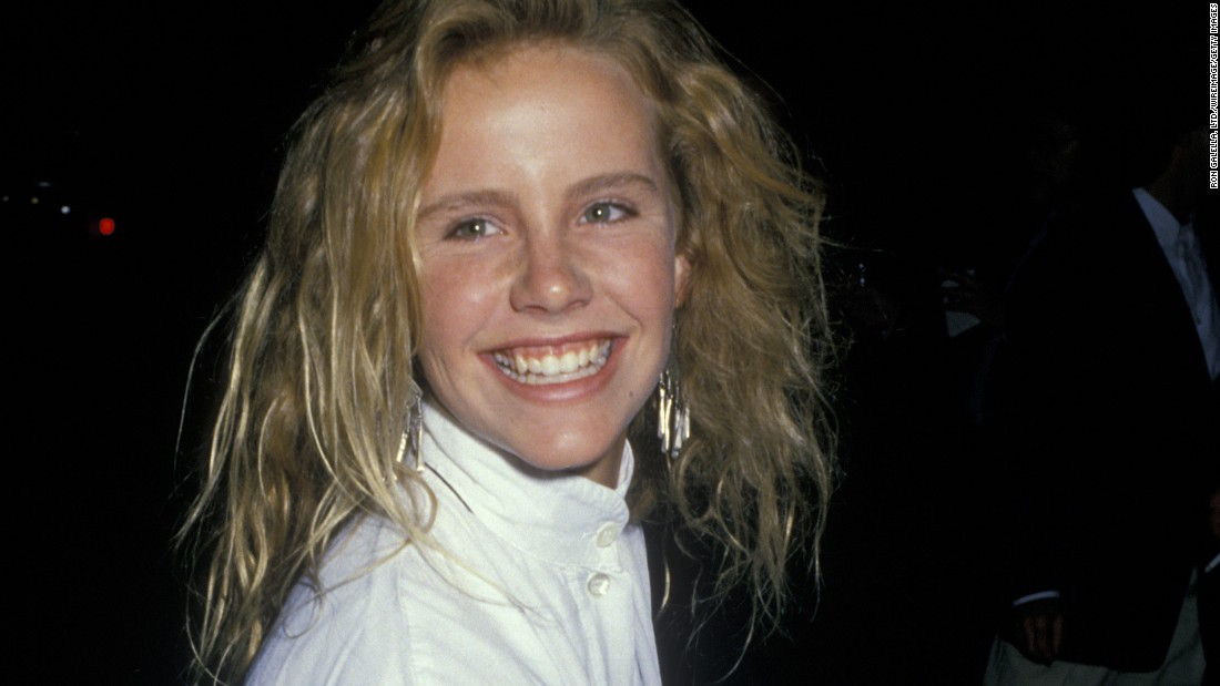 "<a href=""http://www.cnn.com/2015/07/06/living/actress-amanda-peterson-dead/index.html"" target=""_blank"">Amanda Peterson</a>, best known for her role opposite Patrick Dempsey in the 1987 movie ""Can't Buy Me Love,"" died July 3, her mother said. Peterson, seen here in 1988, was 43. The family was awaiting autopsy results to determine the official cause of death."