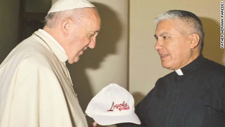 Friend of Pope Francis: I call him Jorge