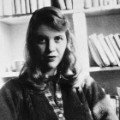 Author Sylvia Plath RESTRICTED
