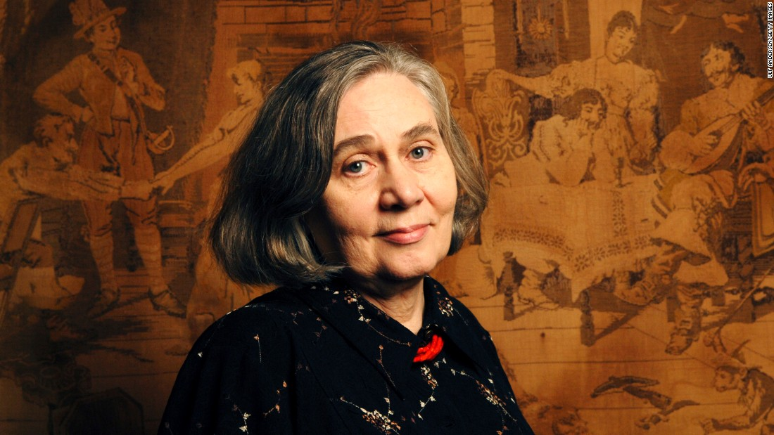 "<strong>Marilynne Robinson</strong> published the well-received novel ""Housekeeping"" in 1980. Her second novel, ""Gilead,"" was not published until 2004 and won the Pulitzer Prize for fiction."