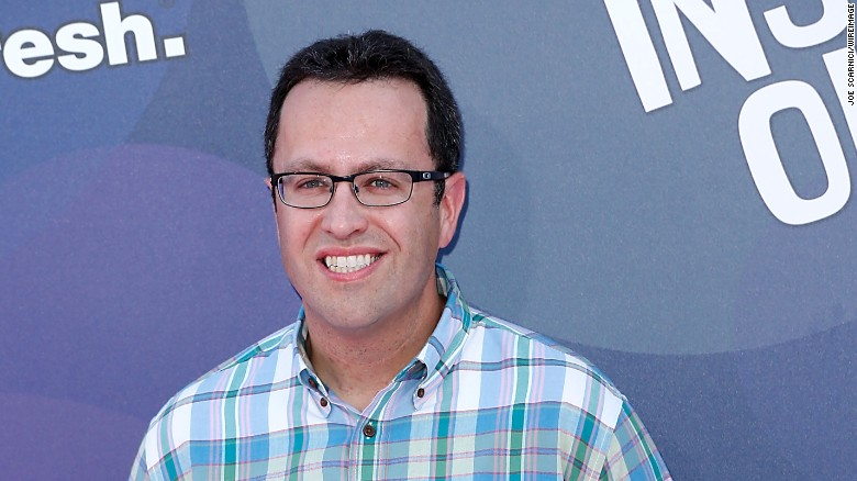 Subway suspends relationship with Jared Fogle