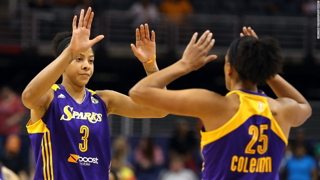 "<strong>0.9%</strong>: Less than 1% of NCAA women's basketball players <a href=""http://www.ncaa.org/about/resources/research/probability-competing-beyond-high-school"" target=""_blank"">will be drafted by the WNBA.</a>"
