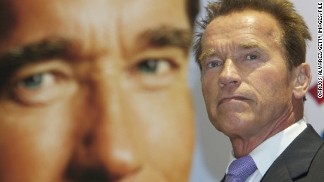 "Arnold Schwarzenegger is the new host of ""Celebrity Apprentice."""