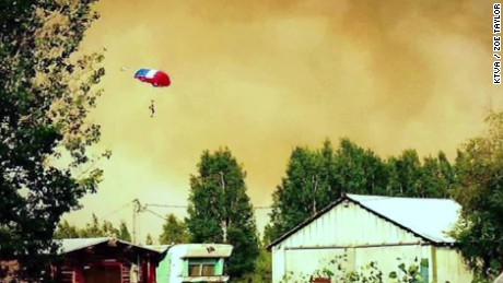 Alaska wildfires can contribute to global warming.