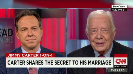 President Carter on Clinton, 2016 _00072613