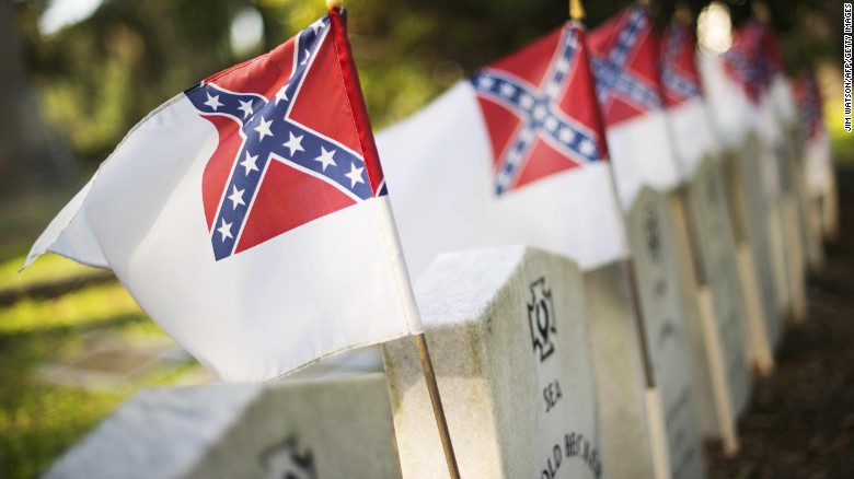 Carter: 'We should do away with the Confederate flag'