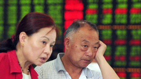 China stocks plummet darlington pkg wbt_00040915.jpg