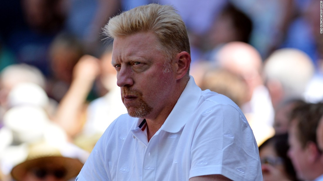 On Sunday, Djokovic will try to emulate his coach Boris Becker by retaining his title. The German won the first two of his three Wimbledon titles as a teenager in 1985-86.