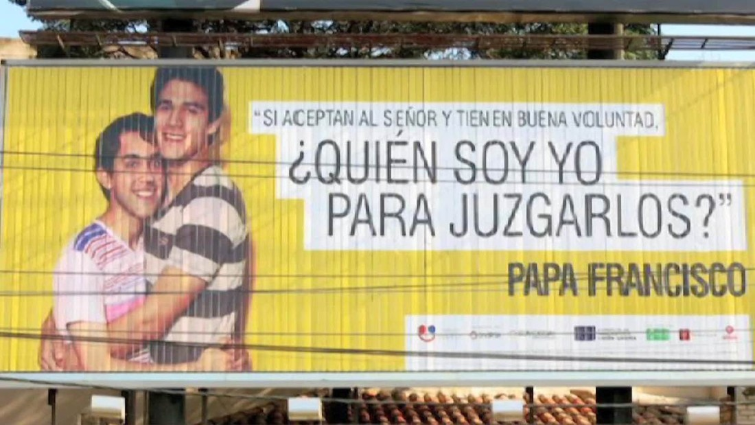 Pope Francis to meet with gay rights activist in Paraguay