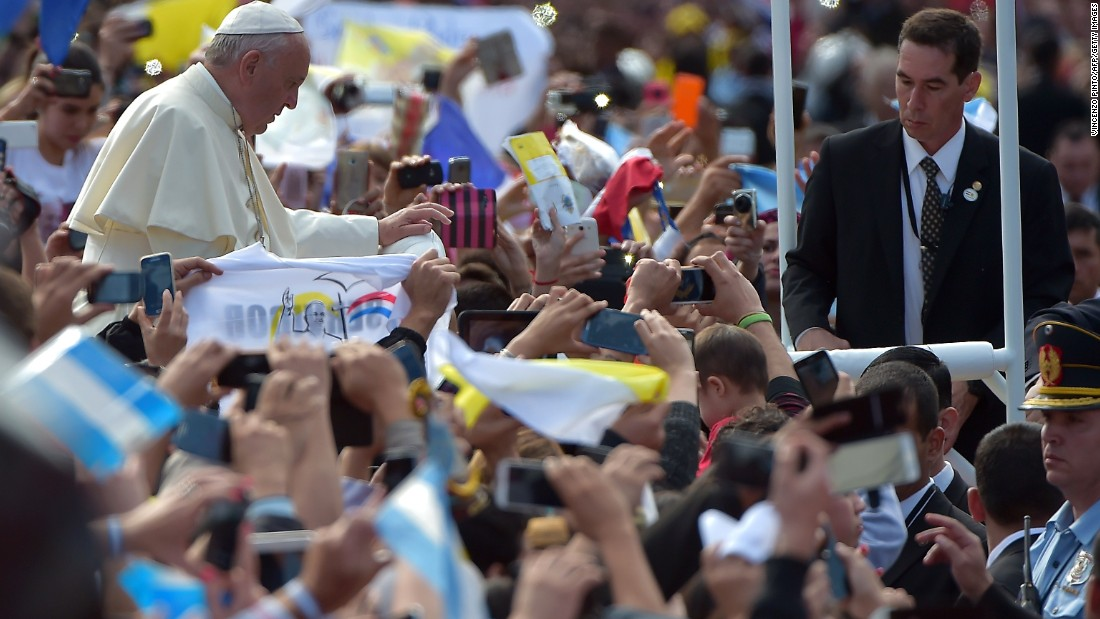 Pope Francis brings tough love to America