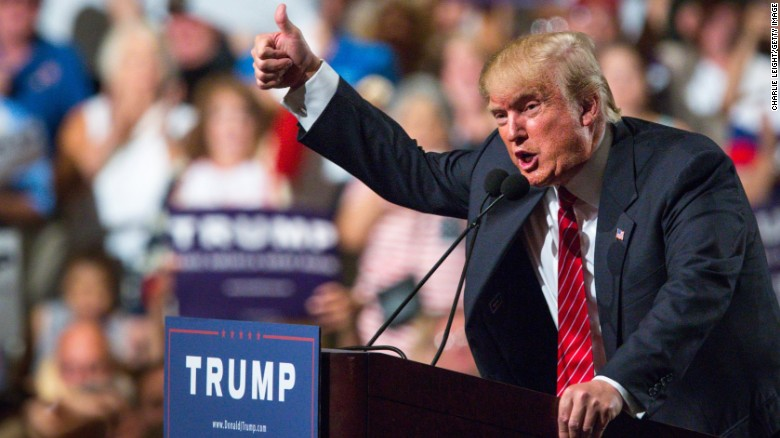 Donald Trump Roils Presidential Race