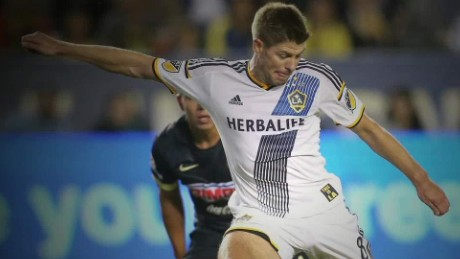 Steven Gerrard on his new life in Los Angeles