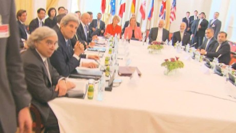 Optimism in Iran nuclear talks