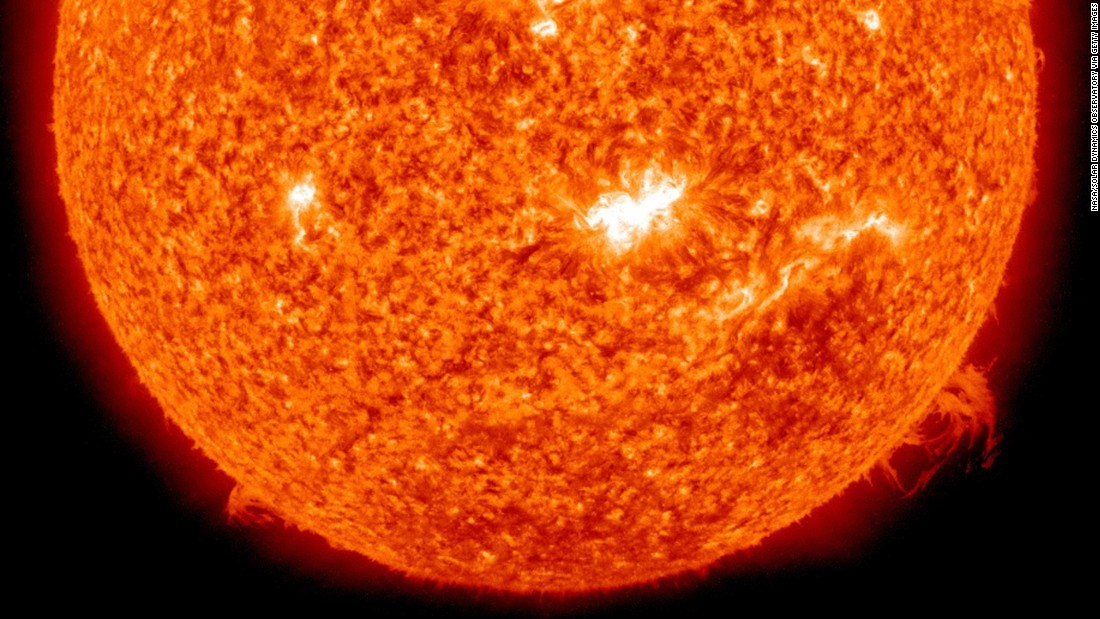 Scientists: Sun's irregular 'heartbeat' could mean future freeze