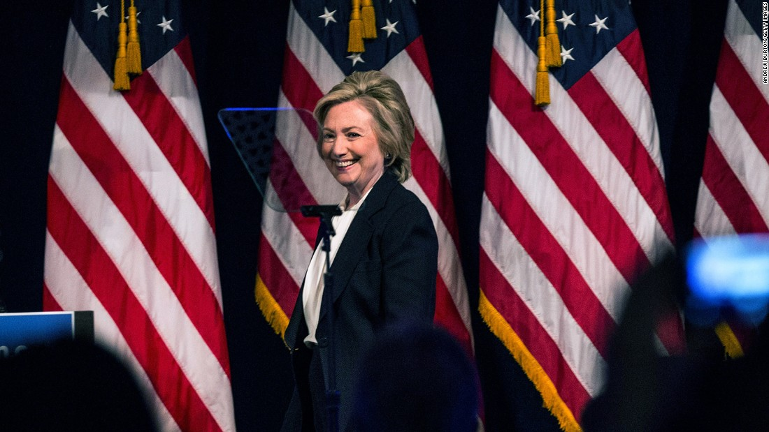 Hillary Clinton's economic pitch: Americans 'need a raise'