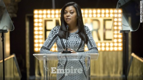 "Taraji P. Henson stars as Cookie Lyon on ""Empire."""