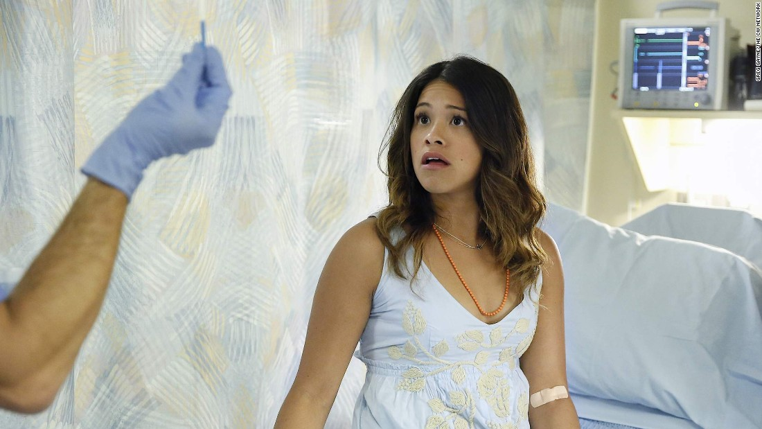 "Gina Rodriguez, star of the CW show ""Jane the Virgin,"" <a href=""http://www.cnn.com/2015/01/11/showbiz/feat-2015-golden-globes-winners-list/index.html"">won a Golden Globe</a> in January for best actress in a comedy series, a win that was <a href=""http://www.cnn.com/2015/01/13/opinion/navarrette-gina-rodriguez/index.html"">considered</a> something of <a href=""http://www.cnn.com/2015/01/12/showbiz/5-things-golden-globes/index.html"">an upset</a>."