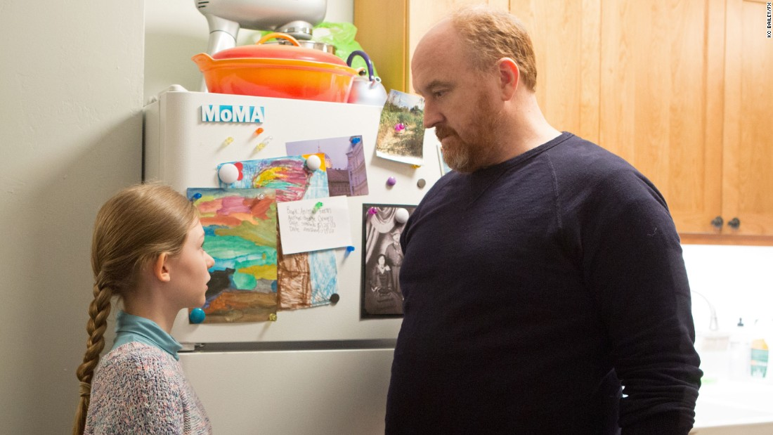 "<strong>""Louie"" season 5</strong>: Comedian Louis C.K. and his special brand of wit are center stage on his TV series. (<strong>Netflix, Amazon Prime, Hulu</strong>)"