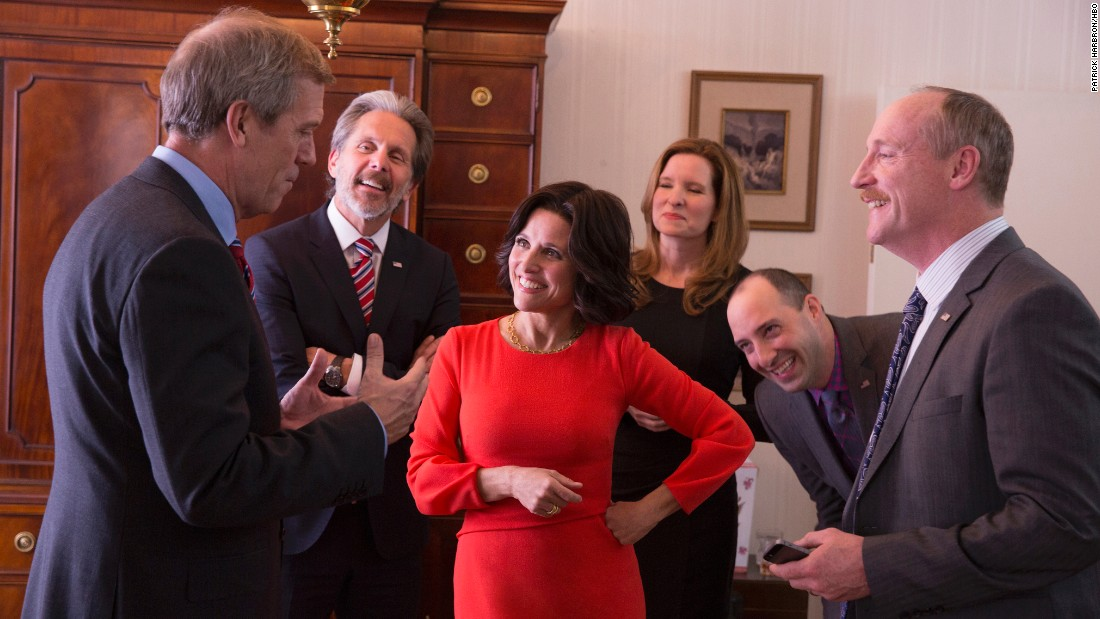 "<strong>Outstanding Comedy Series:</strong> ""Veep"""