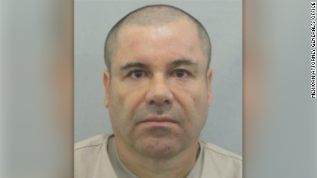 "Mexican authorities released what they said was a recent photograph of escaped drug lord Joaquin ""El Chapo"" Guzman as they announced a reward for information leading to his capture."