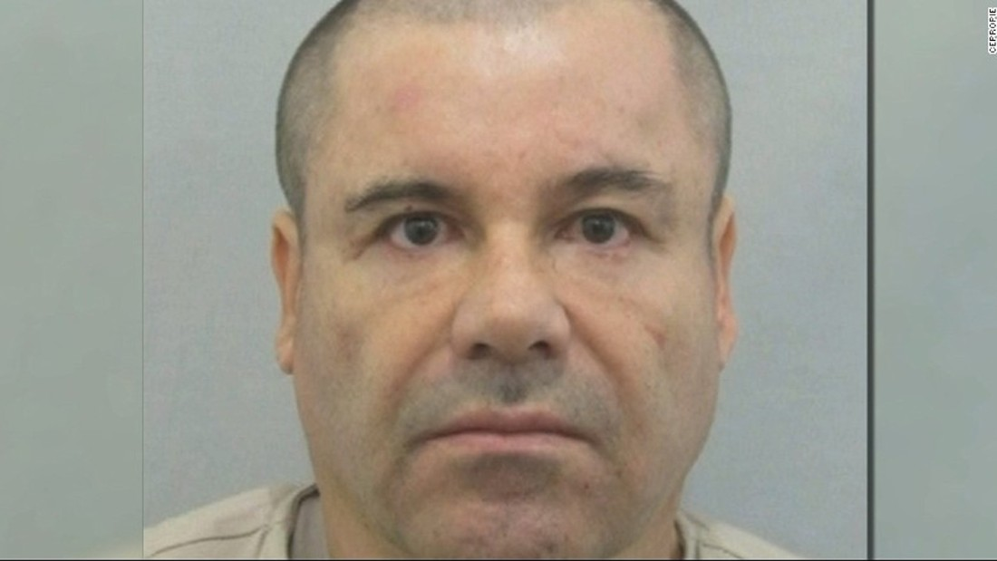 Could 'El Chapo' be in Argentina?