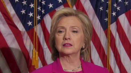 iran deal hillary clinton reaction sot nr_00001117