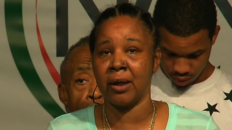 Eric Garner's Oldest Daughter, Erica, Dies At 27 Following Massive Heart Attack