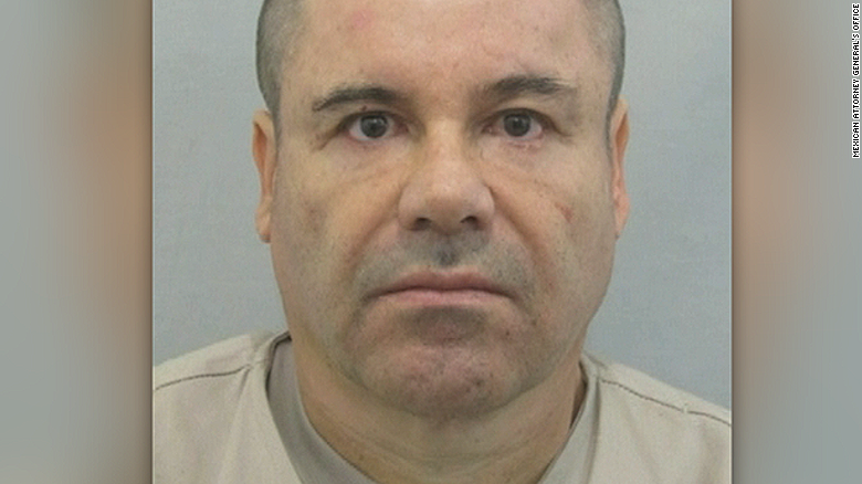 Is 'El Chapo' hiding in the U.S.?