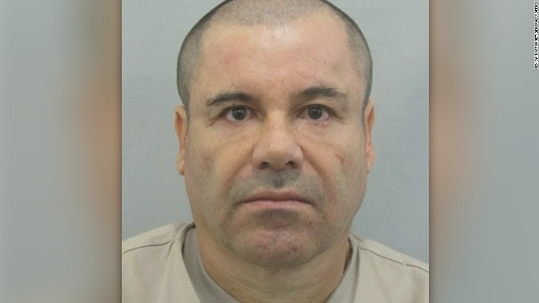 Seven prison workers charged in connection with 'El Chapo' escape