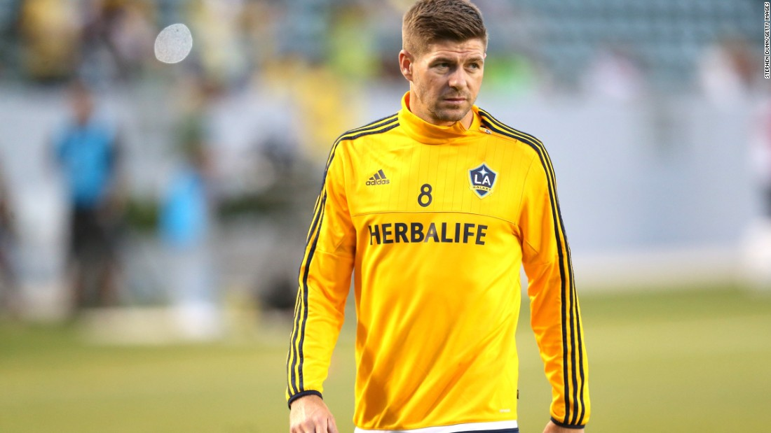 Steven Gerrard of the LA Galaxy had been due to appear in the Kuwait Champions Challenge. However as a FIFA-registered player, he would have risk disciplinary action for himself and the English Football Association if he took part.