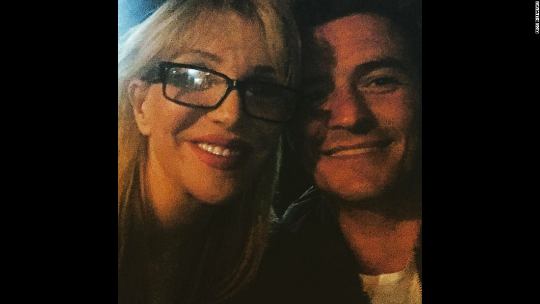 "Rocker Courtney Love <a href=""https://instagram.com/p/47VLOeNVG5/"" target=""_blank"">snaps a selfie</a> with actor Orlando Bloom on Thursday, July 9. ""Got to ring in my birthday with these handsome men,"" she said on Instagram. <a href=""http://www.cnn.com/2015/07/08/living/gallery/selfies-look-at-me-0708/index.html"" target=""_blank"">See 25 selfies from last week</a>"