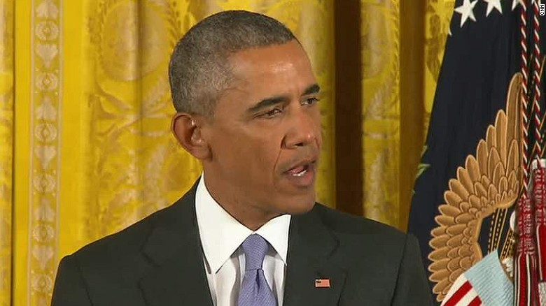 Obama: Deal cuts off Iran's pathways to nuclear weapon