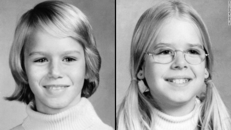 Indictment issued in 1975 Lyon sisters' cold case