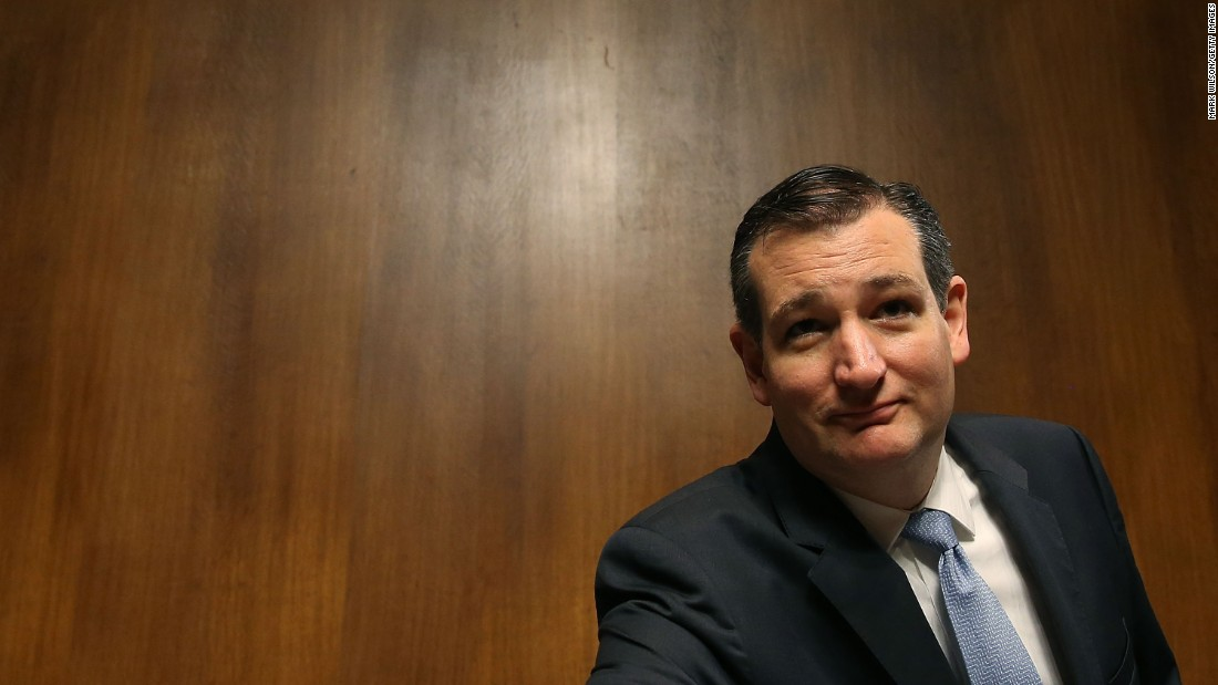 Ted Cruz donors relish silver medal standing on fundraising at confab
