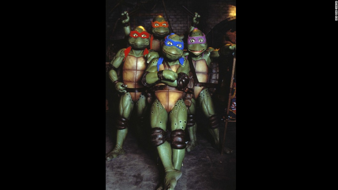 "The ""Teenage Mutant Ninja Turtles"" were nothing short of a phenomenon in the late 1980s and early 1990s. They continue to be rebooted for TV and film to this day."