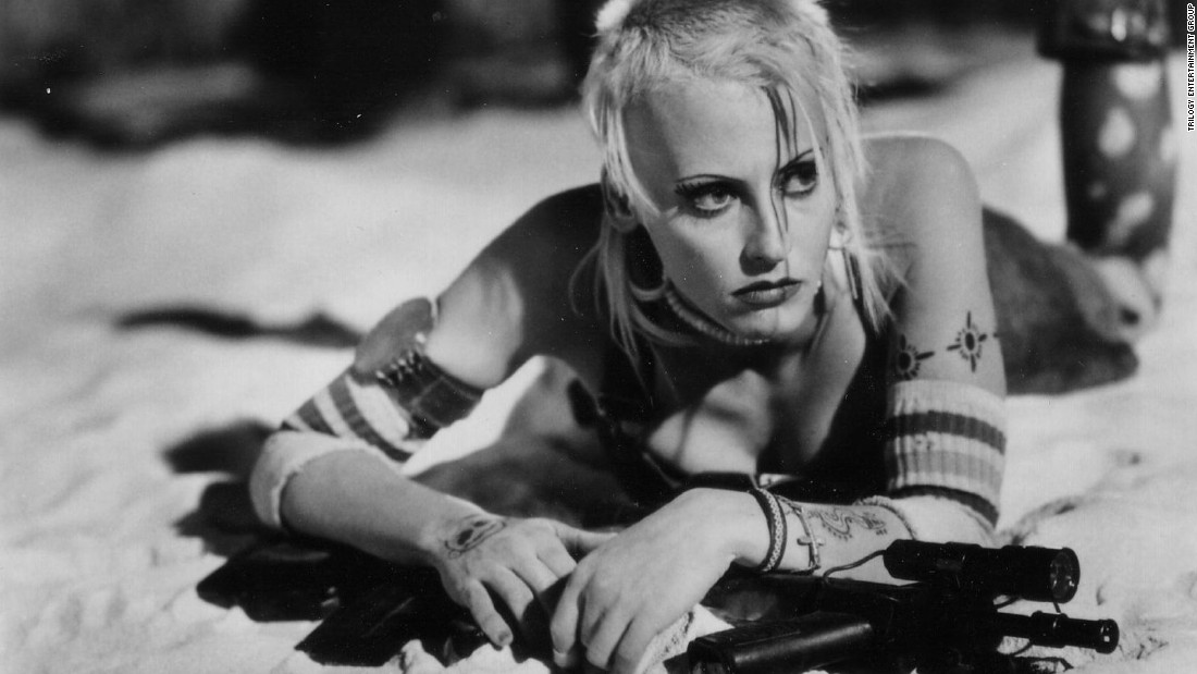 """Tank Girl,"" a movie starring Lori Petty and based on the comic of the same name, didn't blow up the box office in 1995, but it became a cult classic."