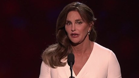 Caitlyn Jenner: Trans people deserve your respect