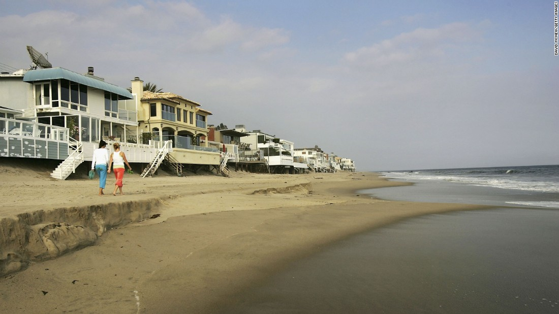 Billionaire's Beach in Malibu is home to the rich and famous. And unless you were one of its 70-plus homeowners, it also has been one of the most difficult beaches to reach in California -- until now. After years in court, conservationists finally opened a concrete path that will let John and Jane Q. Public walk from the Pacific Coast Highway to the actual Pacific Coast.