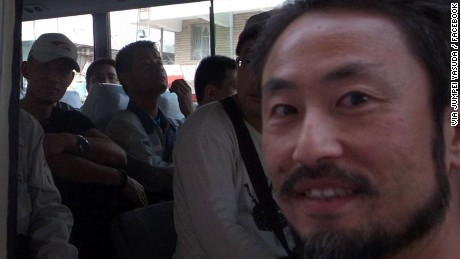 Japanese Journalist Freed from Captivity in Syria