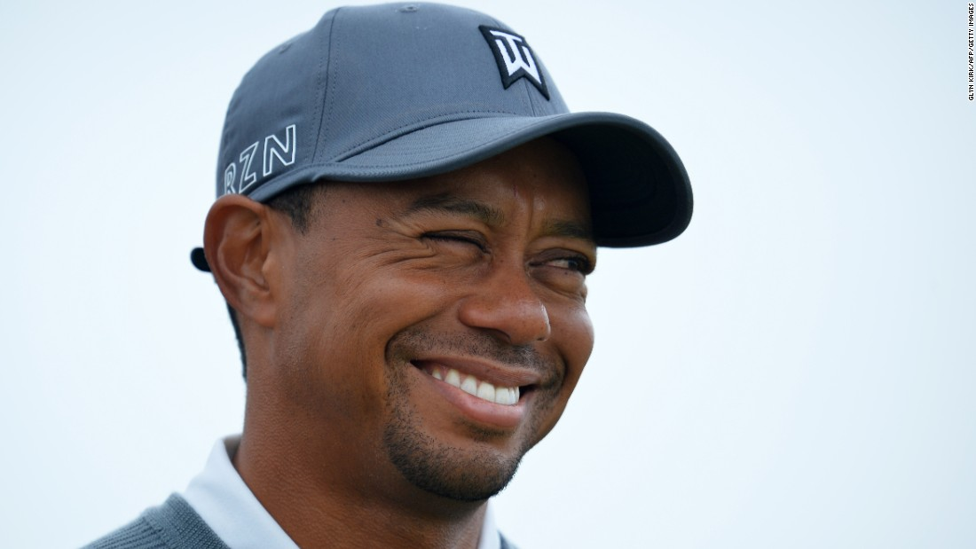 Woods, now ranked 266th, had some encouragement when he recorded the only birdie of his round at the par-five 14th.