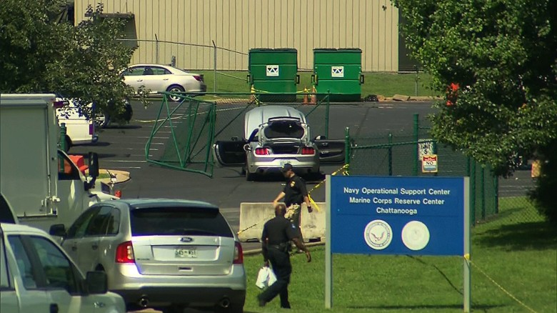 Muslim community condemns Chattanooga shooting