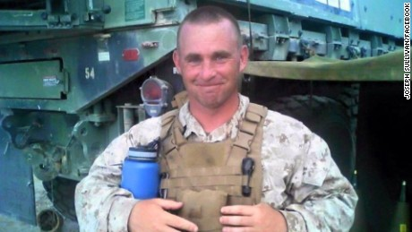 Marine killed in Chattanooga shooting identified