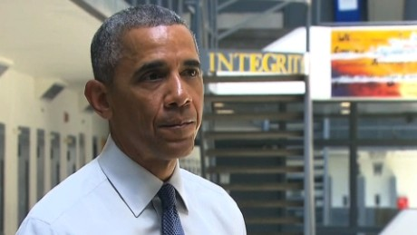 Obama: Inmates made 'mistakes' like I did