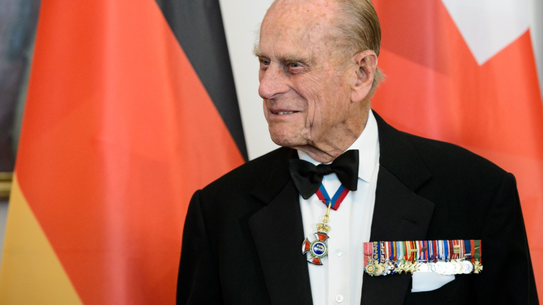 Prince Philip, Duke of Edinburgh, has gaffed again, asking a group of female community 'Who do you sponge off?'