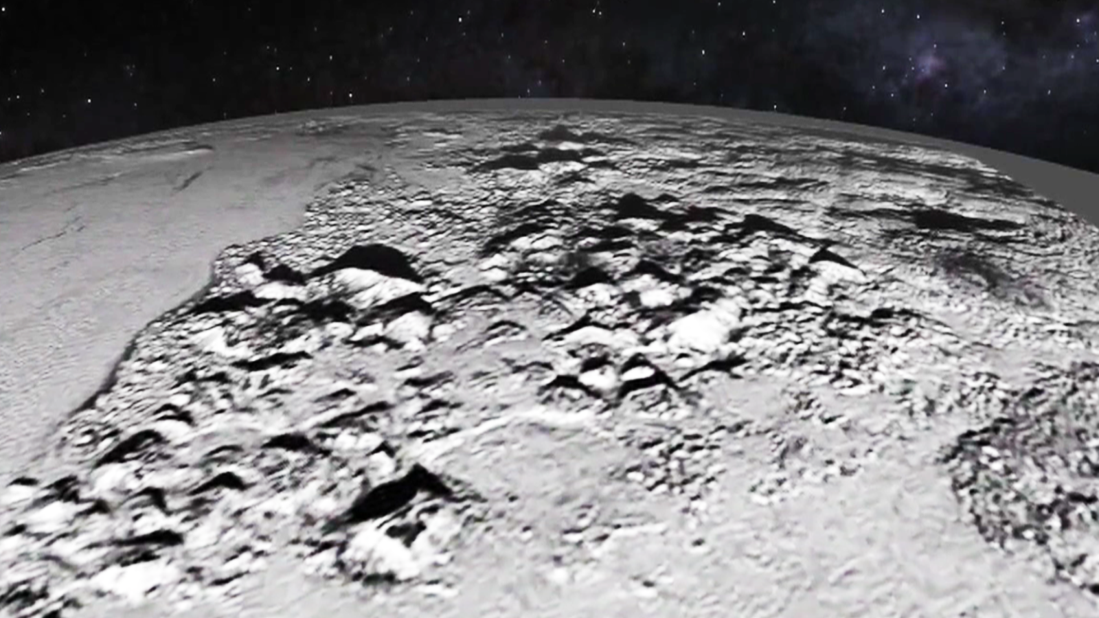 Kerberos Moon Of Plluto: They're Here! New Horizons' Best Shots Of Pluto Arriving