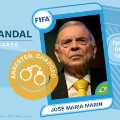 FIFA scandal collector cards Jose Maria Marin