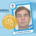 FIFA scandal collector cards Alejandro Burzaco