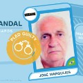 FIFA scandal collector cards Jose Margulies